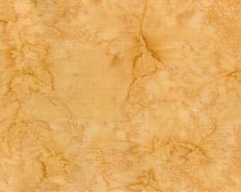 Hoffman Fabrics Watercolors Topaz Gold 1895-238-Topaz Bali Batik Fabric