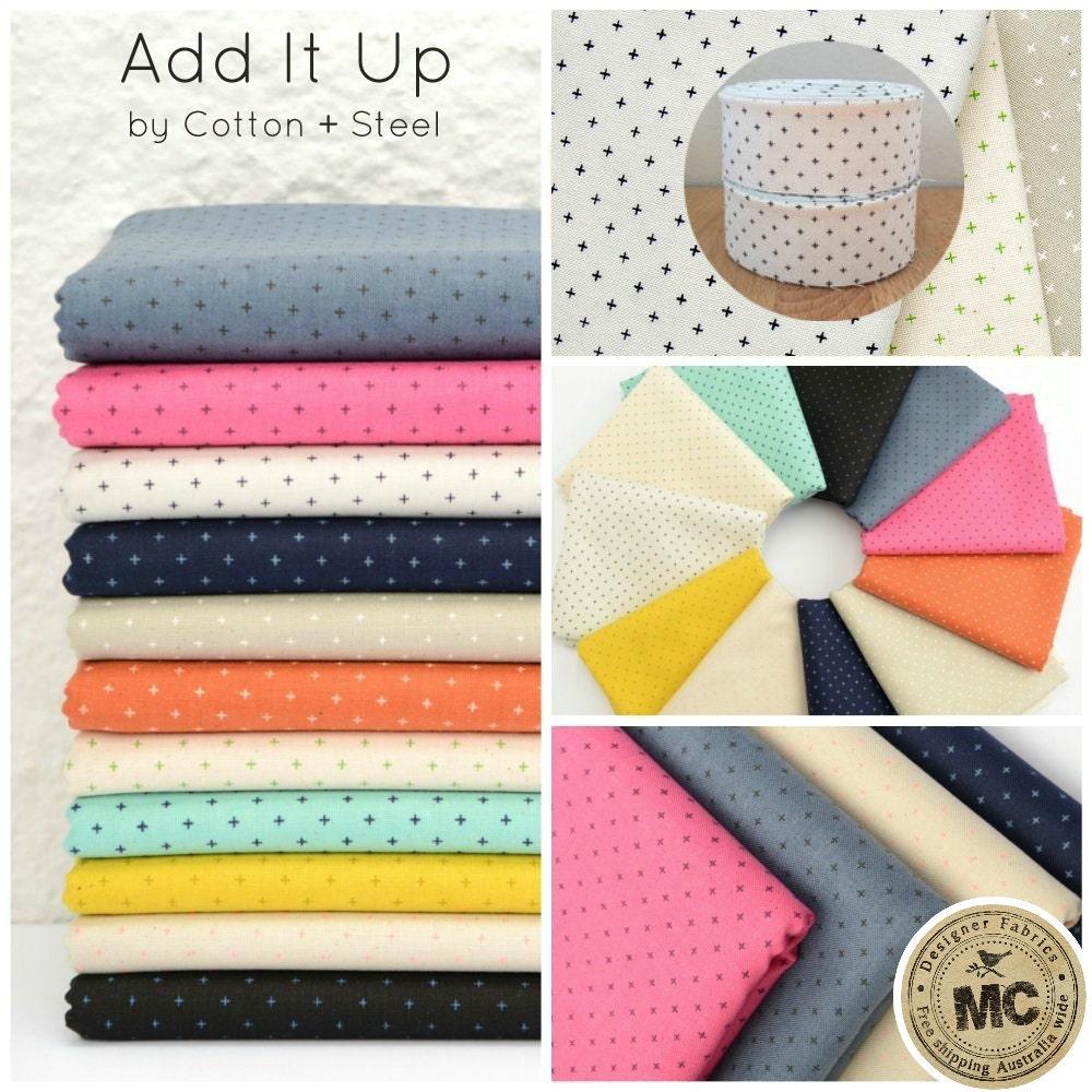 add_it_up_cotton_steel_basics_mc_aussie_boutique_fabrics