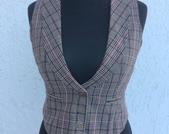Everyday Women's Stripped Vintage Vest