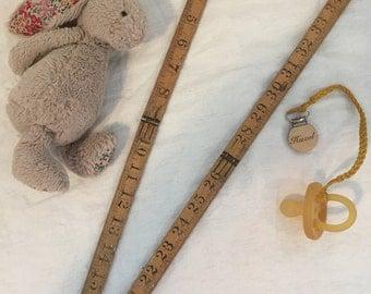 Folding Wooden 3FT Ruler Measuring Stick