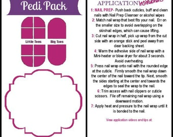 Jammin Pedi Pack