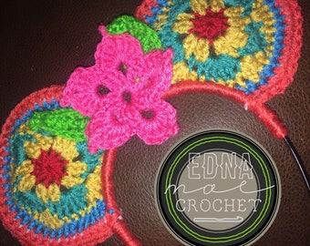 Custom Crochet Disney Ears