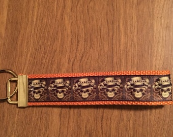 Steampunk Key Chain Zipper Pull