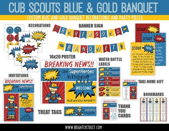 Blue and Gold Banquet Star Wars. Categories: Scouts