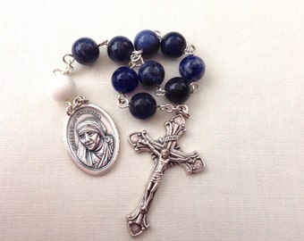 Mother Teresa Chaplet, 'Express novena', Emergency novena, Novena chaplet
