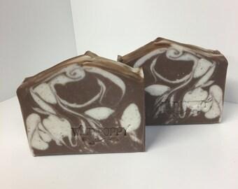 Vanilla Bean Soap / Artisan Soap / Handmade Soap / Soap / Cold Process Soap
