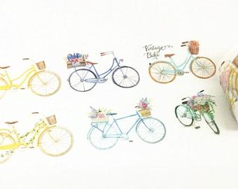 Bicycle Washi Tape