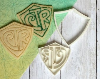 CTR symbol cookie cutter
