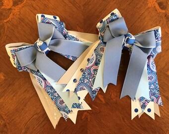 Equestrian Hair Bows, Equestrian  Clothing, Beautiful Gift