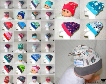 Beanie for baby and toddler