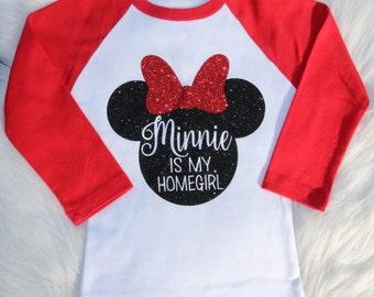 Minnie is My Homegirl