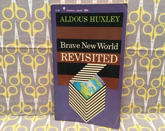 """the impact of the setting in brave new world a novel by aldous huxley Which dystopian novel got it log in 0 settings a copy of george orwell's """"1984"""" or aldous huxley's """"brave new world"""" whenever extreme."""