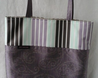 Market Bag, Tote Bag, Shopping Bag, Book Bag, Eco Friendly Bag, Upcycled Market Bag, Upcycled Tote Bag, Upcycled Shopping Bag