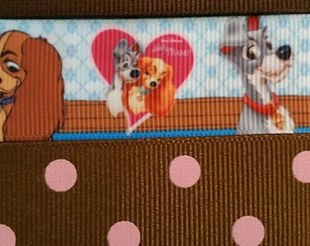 Lady and the Tramp Ribbon Mix