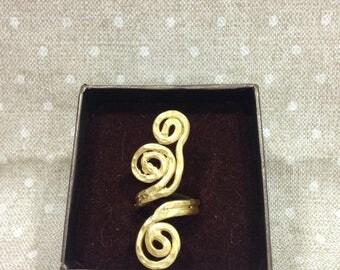 Ring spirals