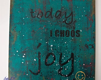 Wooden sign, quotes image, Shabby Chic, wall painting, handmade, handpainted,.