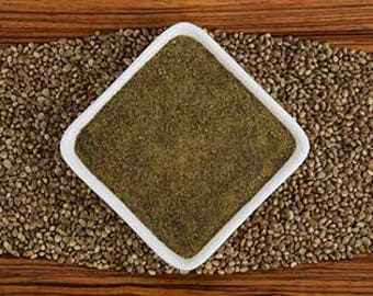 Organic Hemp Powder - 33% Protein