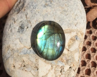 Labradorite AA Oval 25mm