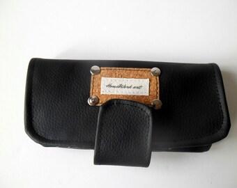 Gift for man bag for eyeglasses