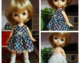 Summer dress for Lati Yellow
