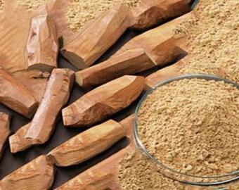 Sandalwood Powder ~ 100% pure ~ Ayurevedic Free Shipping Worldwide ~ 1oz