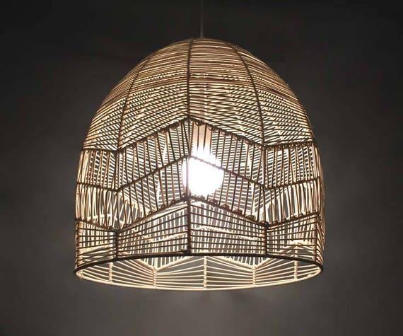 rattan lighting. hand made natural rattan pendant lightshand lightingpendant lightingrattan ceiling lampsrattan chandelierlighting fixtures lighting