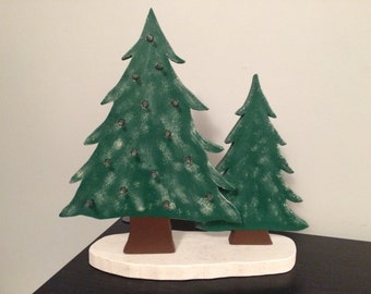 Lighted Tree Decoration - Battery Operated
