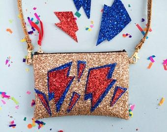 Super Sparkly Bowie Bag