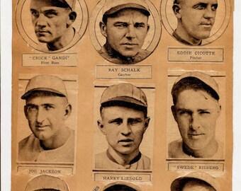 1919 Chicago White Sox Poster
