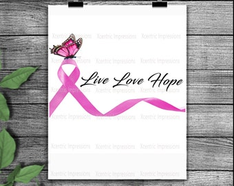 Breast cancer awareness SVG, Silhouette, Cancer Cut files, instant download, Breast cancer ribbon PNG, stencil, vinyl stencil, breast cancer