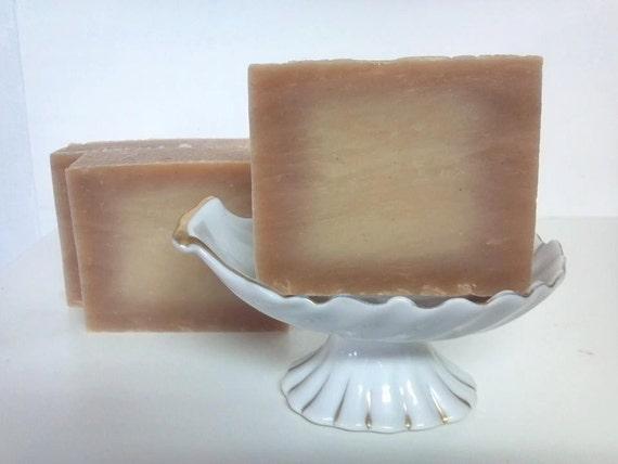 Coconut Ginger Almond Soap,Ginger Coconut Almond,Shea Butter Soap,Natural Soap,Unisex Soap,Coconut Soap,Ginger Soap,Almond Soap