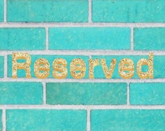 RESERVED (7) Custom Swimsuits