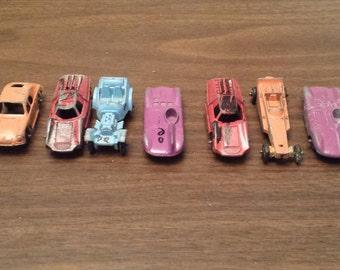 Tootsie Toy Die Cast Vehicles