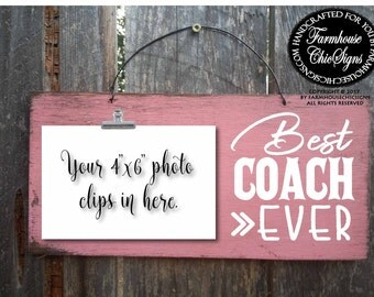 coach, coach gift, gift for coach, best coach ever, world's best coach, team gift for coach, team picture, coaches gift, 270