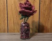 Aromatherapy Brick Red Ro...