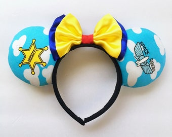 Toy Story Inspired Mouse Ears