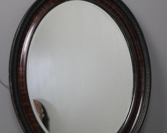 Antique Edwardian Mirror
