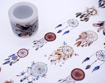 Dream Catcher Washi Tape/Japanese Washi Tape / Deco tape TZ895