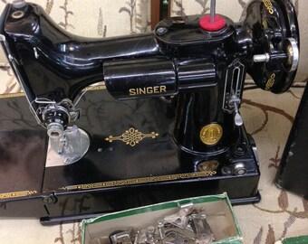 Vintage Singer Featherweight Model #221-1