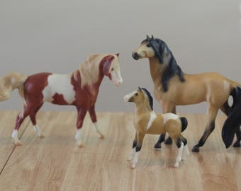 Vintage Spirit Stallion of The Cimarron Breyer Horses
