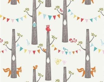 Birch Fabrics Woodland Party