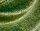 vintage YELLOW GREEN shin...