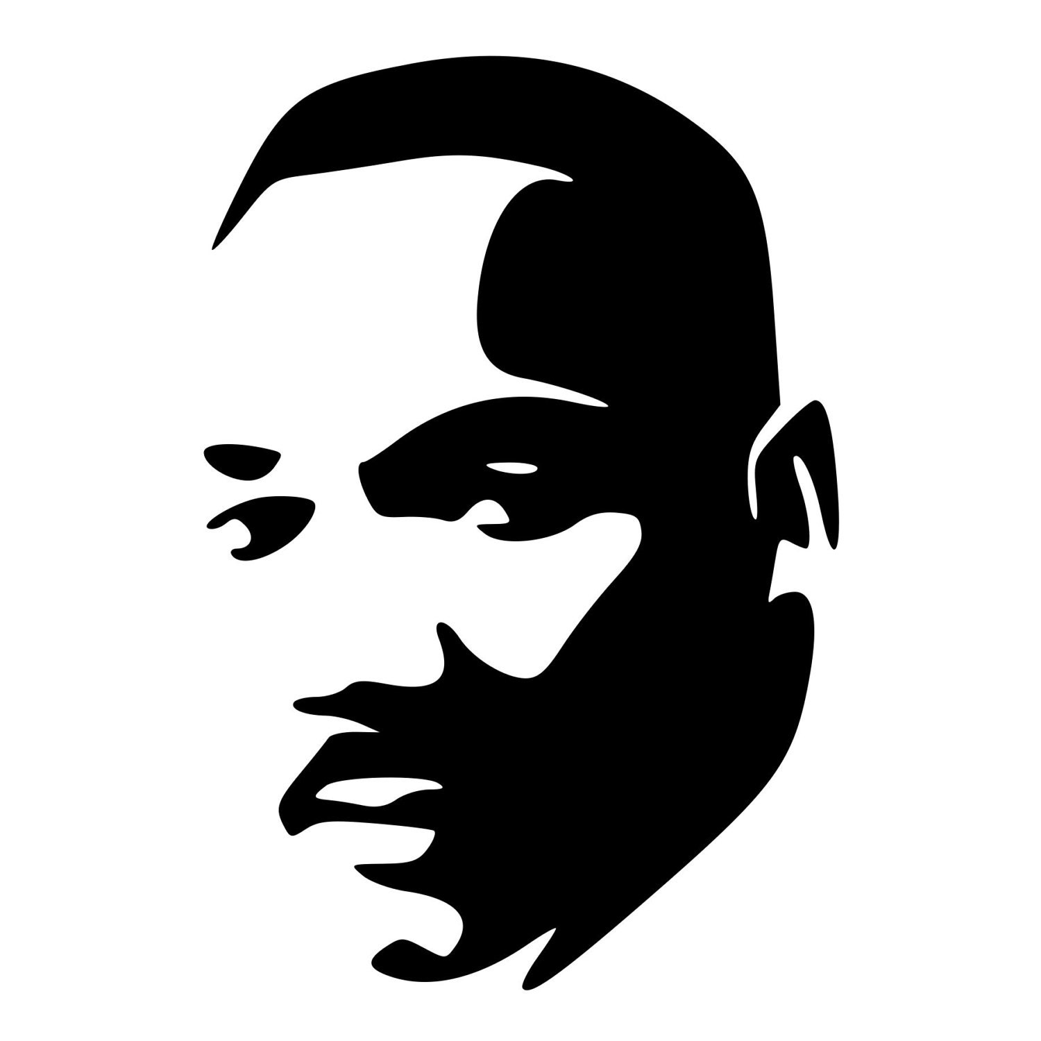 martin luther king silhouette www pixshark com images Pictures Harriet Tubman Slaves harriet tubman clipart