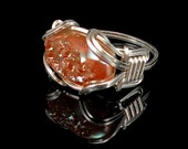 RESERVED LISTING - Druzy Agate & Silver Filled - #0081