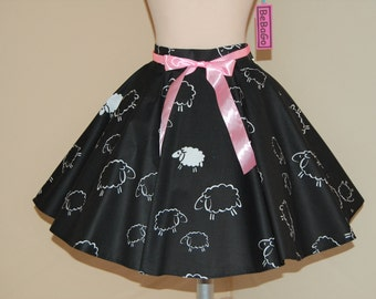 CLEARANCE SALE !!!Circle/Swing Skirt