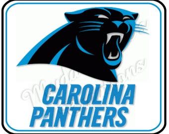 Carolina Panthers _  Mouse Pad