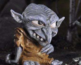 Fairy Garden  - Snert the Troll - Miniature
