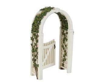 Gated Arbor with Vine