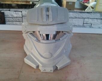 Cosplay Reach Recon Fibreglass Helmet Raw cast