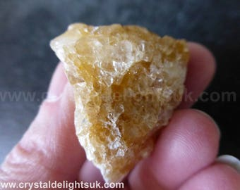 Rare Azozeo™ Himalaya Gold Azeztulite™ (21.6 grams / 35 mm) Super Activated Natural Crystal With Guarantee Cards  (6) - FREE UK POSTAGE